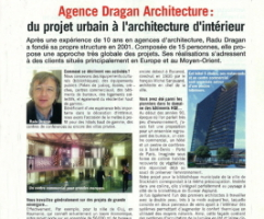 press ENTREPRANDRE Agence Dragan
